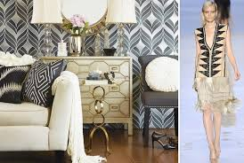 fashion meets interiors