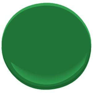2034-10 -clover green