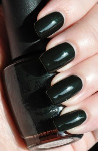 great nail polish for fall/winter- OPI Here today Aragon Tomorrow
