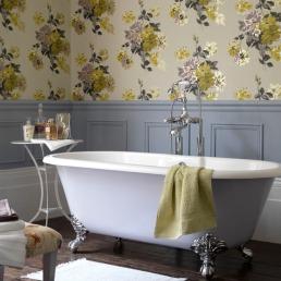 bathroom-floral-wallpaper-ideas