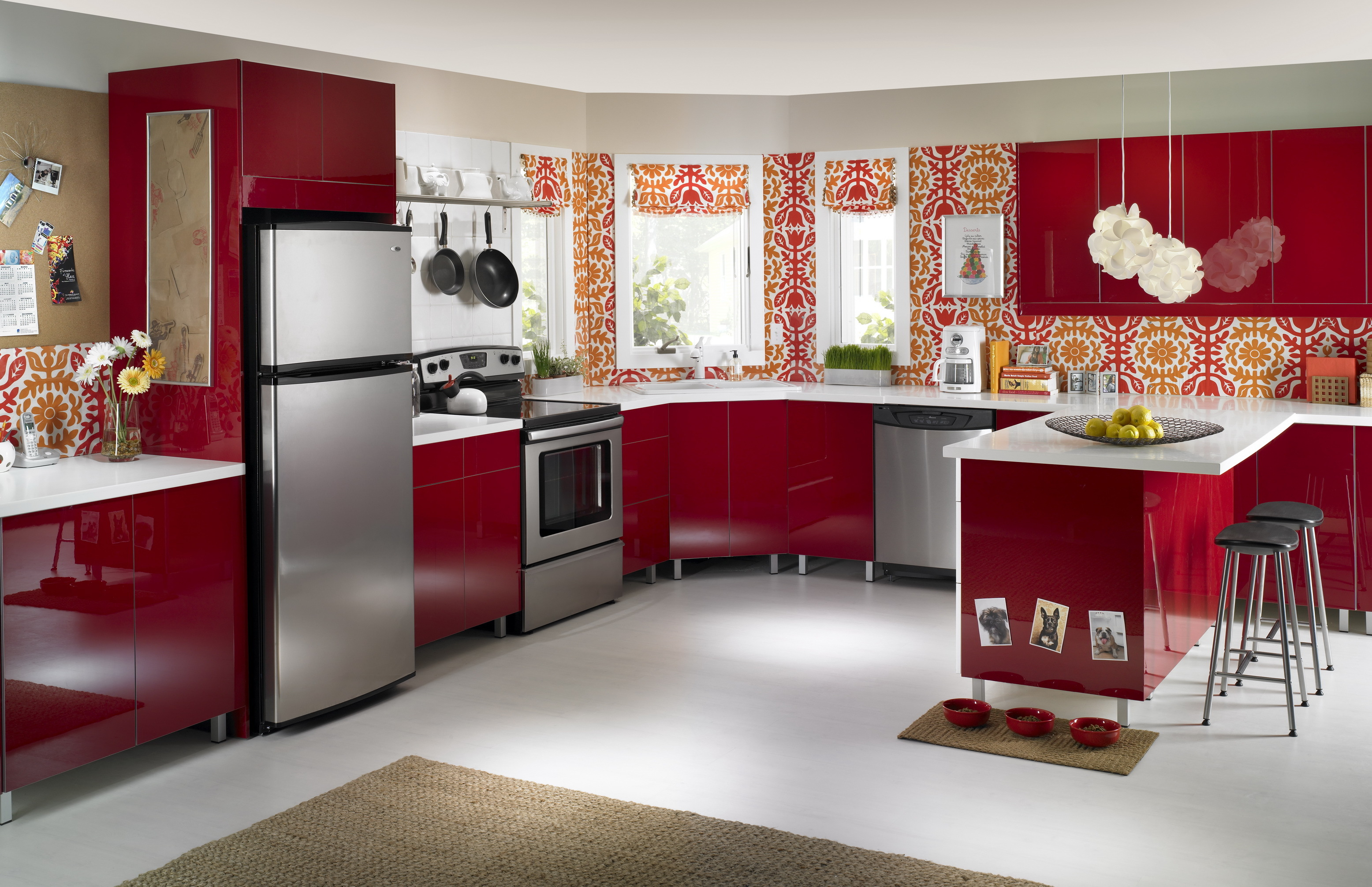 8fa4ee07af2ba elegant-kitchen-interior-design-style-with-red -cabinet-and-white-countertop-ideas